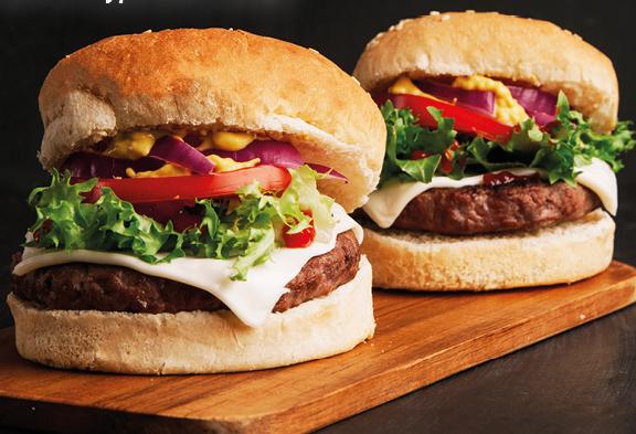 Speciální nabídka burgerů V RESTAURANTU HIT Hradec Králové